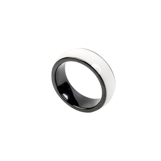 Ceramic ISO15693 Finger Ring