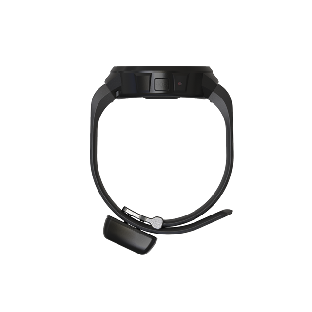 Active 2.45Ghz RFID Wristband for Prison