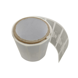 98*27mm Ucode 8 RFID UHF Coated Paper Label